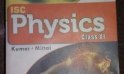 NOOTAN ISC PHYSICS- CLASS XII BY KUMAR AND MITTAL 2016