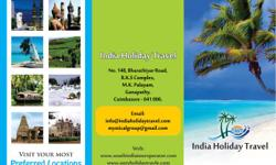 India Holiday Travel is a well-recognized travel