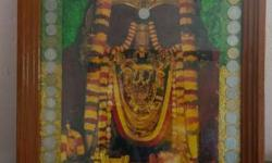 Not used ,not purchased only hand work. vengadeswer God