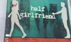 Half Girlfriend by Chetan bhagat new book its one of