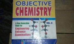 Objective Chemistry Textbook For jee main