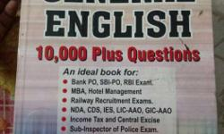 objective general English For Competitive Exams By R S
