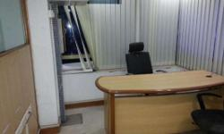 Office space 100 sqfeet on first floor. Contact on