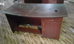 Used but Good condition- Manager's Table for sale as