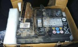 Old Exide battery VW polo car Three year old