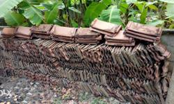 Old & New used roof payment tiles in good condition.All