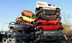 Old used and accidental car scrap car buyers