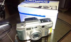 Olympus Accura View 90 with Flash indicator, Auto