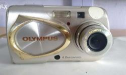This camera is in good working condition with flash ,