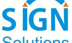 Sign Solutions provide Laptop and PC repair services.