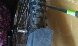 One year old cycle need to replace brake shoes, cycle