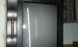 "Onida 14"" Tv Good Condition Working Tv"