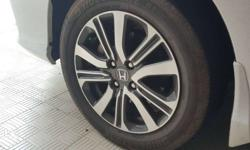 Only 3 months old 15 inch alloy,honda car , not even a