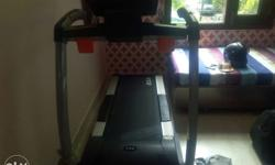 only 3 year old treadmill 3HP DC Motor User Wait 125Kg