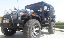Landi jeeps hunter modified Power steering power brake