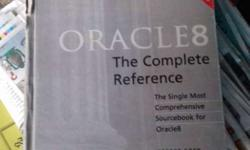 Oracle 8 The Complete Reference Textbook