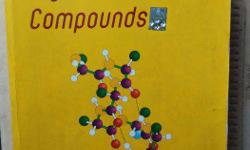 Good condition book Organic Chemistry as per CBSE and
