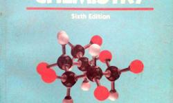 ORGANIC CHEMISTRY By Morrison-Boyd SIXTH EDITION Highly