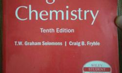 Organic Chemistry by Solomons and Fryhle Tenth Edition