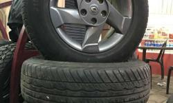 Original 16 inch Renault duster company alloy wheel