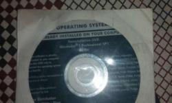 Original Dell Windows 7 (64- bit ) reinstallation DVD.