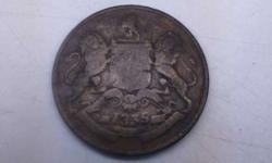 Original East India Company coin