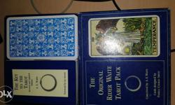 Original imported Tarot Card and guide book from New