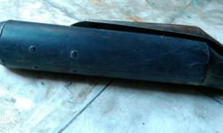 Original Silencer of TVS Apache RTR 160 available for