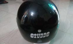Original STUDDS Helmet. ISI marked. In working