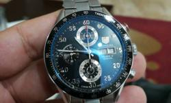 Original Tagheuer Calibre 16 watch Used for 8 months