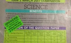 Oswaal 10th sample question paper price negotiable