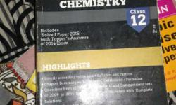 Oswaal CBSE Question Bank Chemistry Book