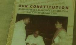 Our constitution in new condition