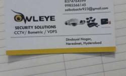 Owleye Security Colution Business Card