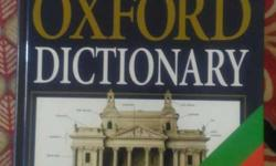 OXFORD DICTIONARY (The ultimate family reference choice