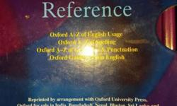 Oxford English Language Reference Indian Edition