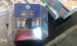 oxy men life facial kit