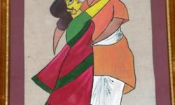 Painting By Bablu Dhar..For Sale..........