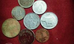 Paise Coin Collections