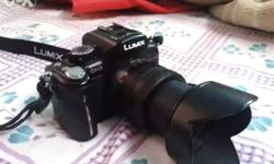 Panasonic lumix dmc-gh2 excellent clarity n resolution