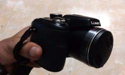 Brand new condition Panasonic point and shoot DMC LZ20