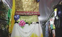 This lehenga party wear dress, available size 22,28