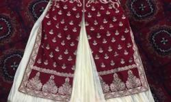 party wear lehnga with dupatta and legging