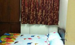 3 BHK fully furnished rooms available on monthly rental