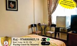 Paying Guest in Malad / Goregaon / Powai / SEEPZ call