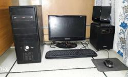 pc for well condition samsung lcd screen p4 processor