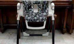Hi All, Selling Peg Perego Italian New High Chair -