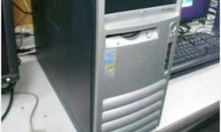 Pentium 4 system with 1gb of ram 6months warrenty with