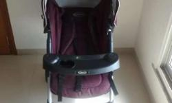 Graco brand all weather perambulator in very good