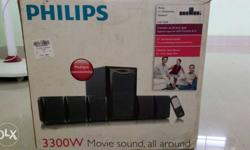 Philips 5.1 home theater Urgent sell..